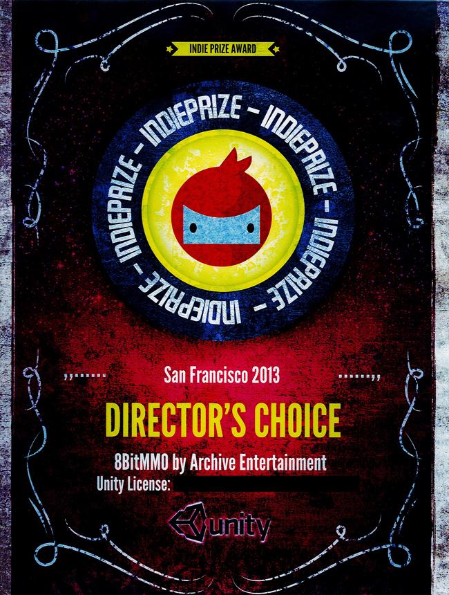 indie prize award